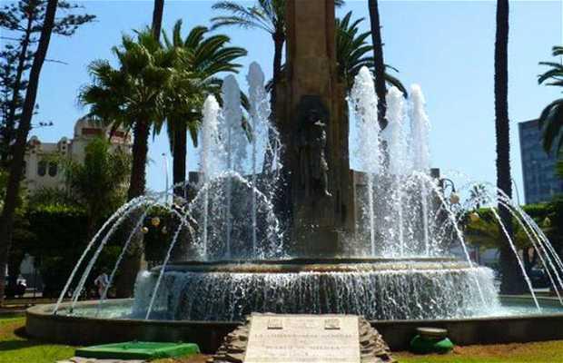 Monumento al Ejercito de Africa
