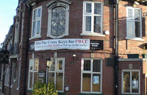 Pub Cross Keys a Rotherdam