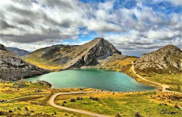 The Lakes of Covadonga - Enol and Ercina lakes