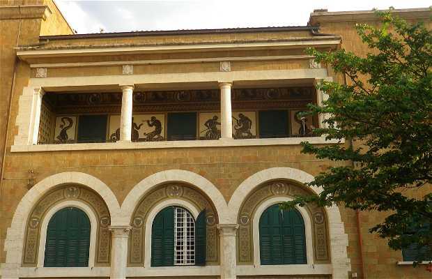 Municipio X di Ostia