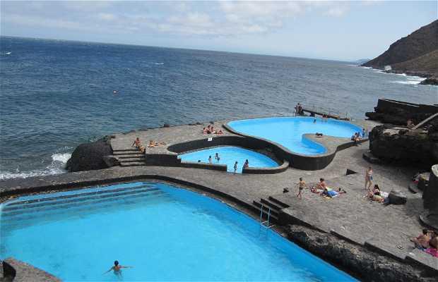 La Caleta Natural pools