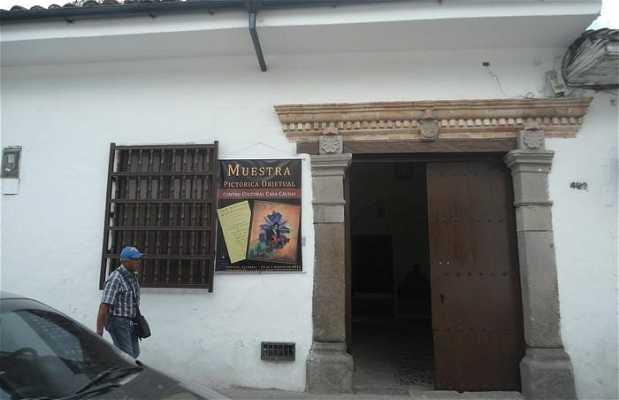 Centro cultural casa Caldas