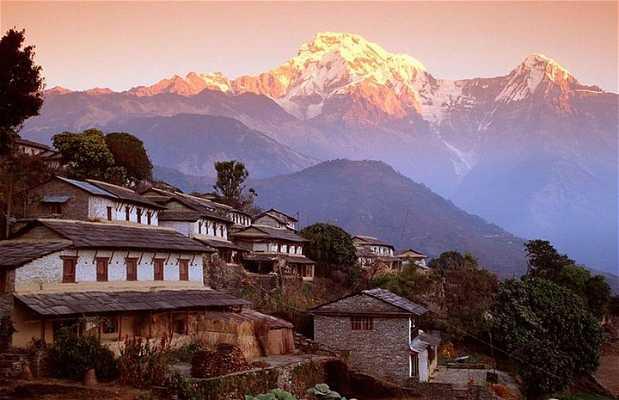 Caminhadas em Annapurna