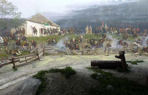Museu Das Tirol Panorama