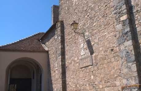 Iglesia Parroquial de San Martín de Hecho