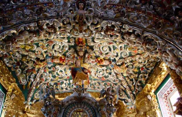 Iglesias de Cholula