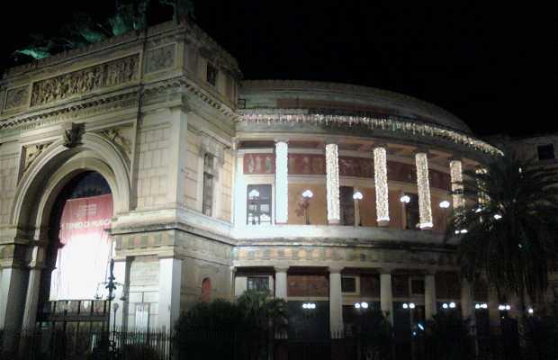 Théâtre Politeama-Garibaldi
