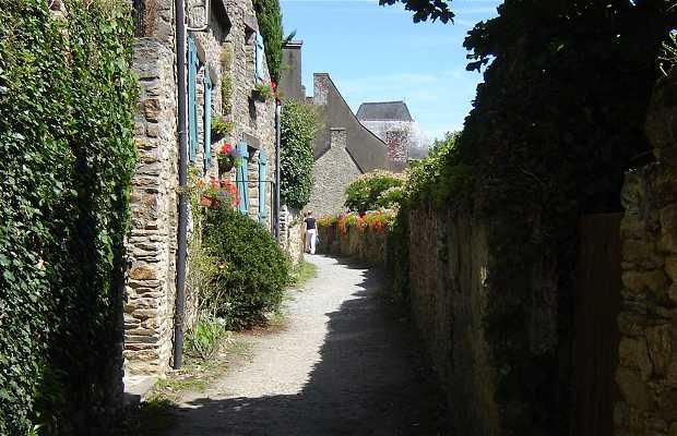 Barrio del Ruicard, La Roche Bernard, Francia