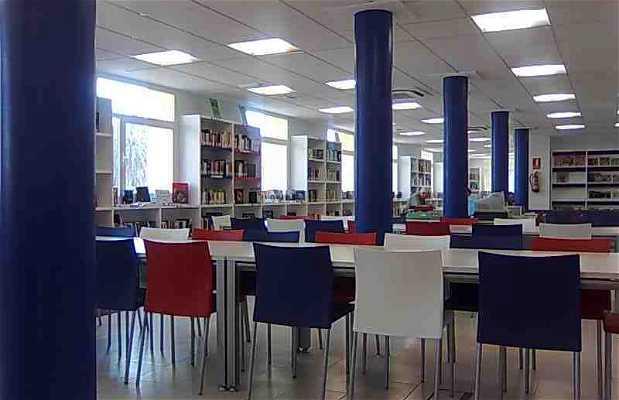 "Biblioteca Municipal ""Constanti Llombart"""