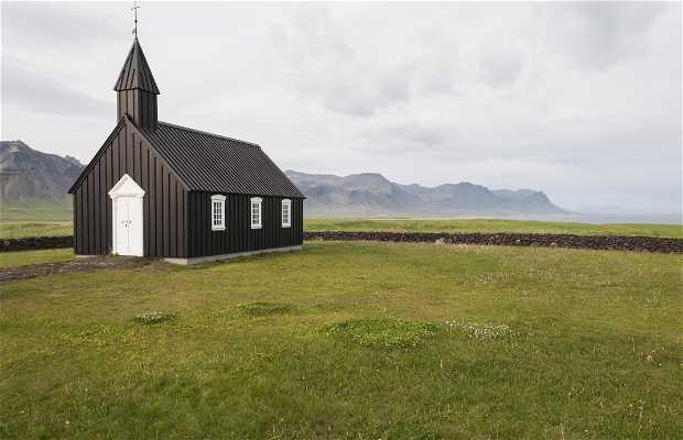 Iglesia negra de Búdir