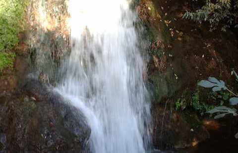 Catarata natural de San Nicolás del Puerto