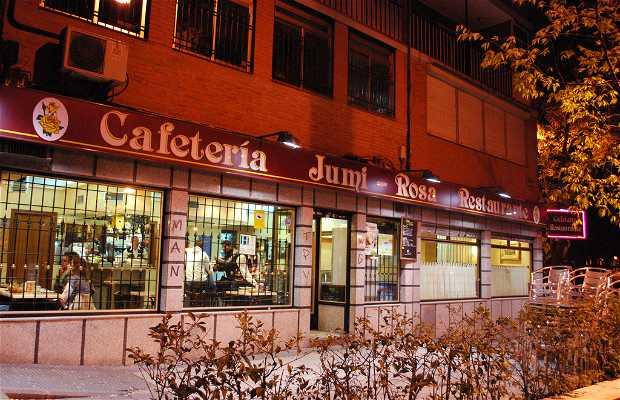Cafetería Restaurante Jumi Rosa