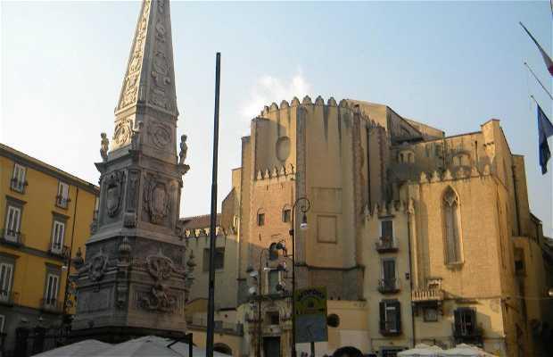 Plaza de San Domenico Maggiore