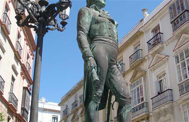 Monumento a Francisco de Miranda