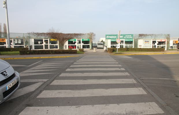 Aéroport Beauvais Tillé