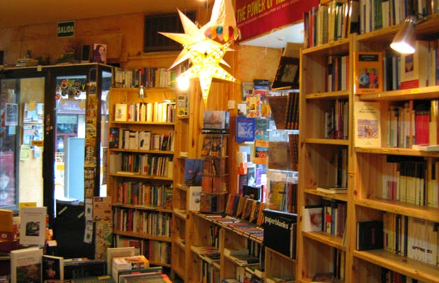 Lavapiés book shop