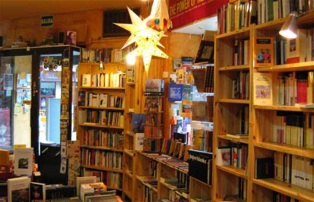 Libreria di Lavapiés a Madrid