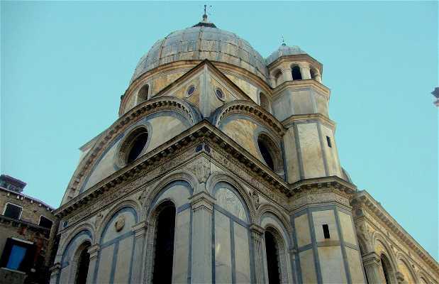 Iglesia de Santa María de los Milagros