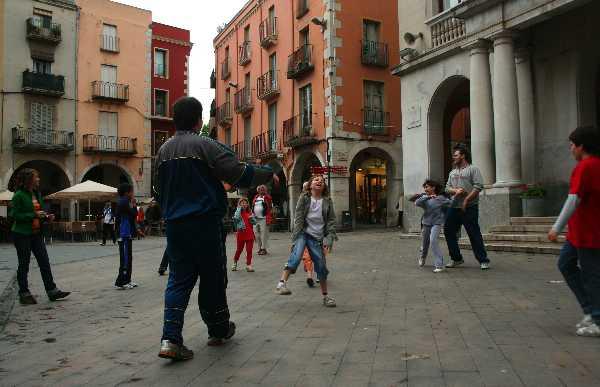 Placa del Ayuntamiento de Figueres