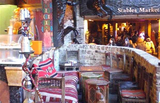 Marroquí (Camden Lock) Restaurant