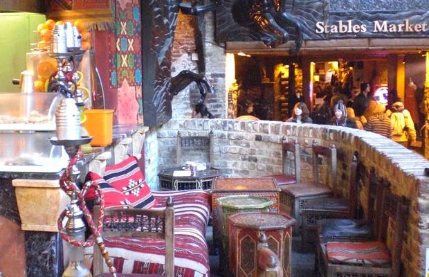 Restaurant marocain de Camden