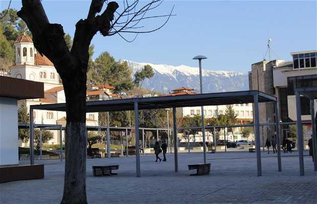 Plaza Antipatrea