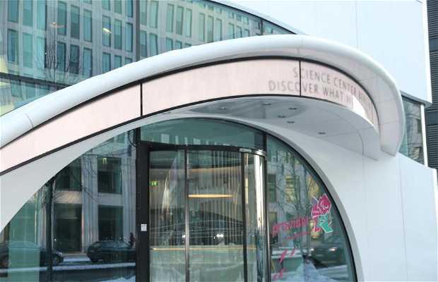 Centro de Ciencias de Berlín