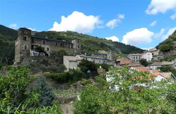 Village médiéval de Roquefère