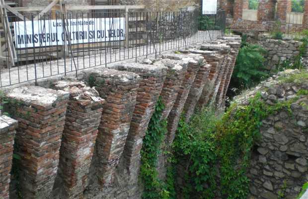 Terrasse défensive