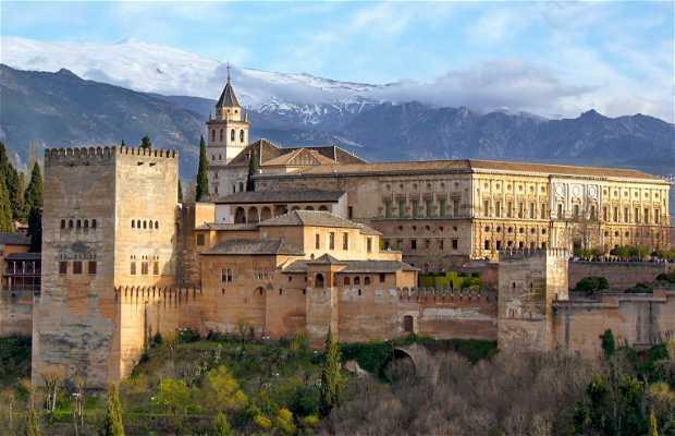 """Résultat de recherche d'images pour """"la alhambra"""""""