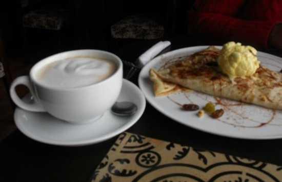 Creperia, Café y Té