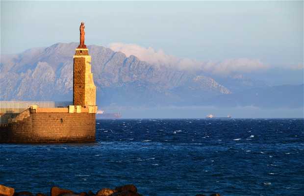 Punta de Tarifa ou Punta Marroquí