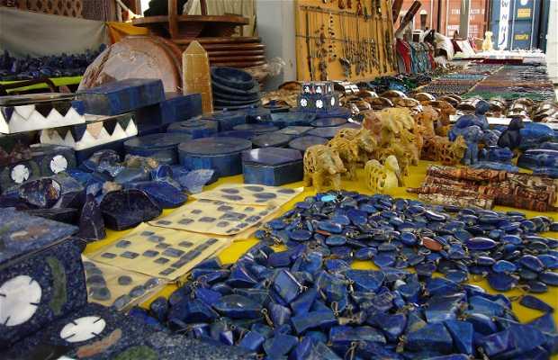 Marché d'Herat