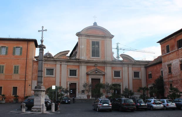 Église San Francesco a Ripa