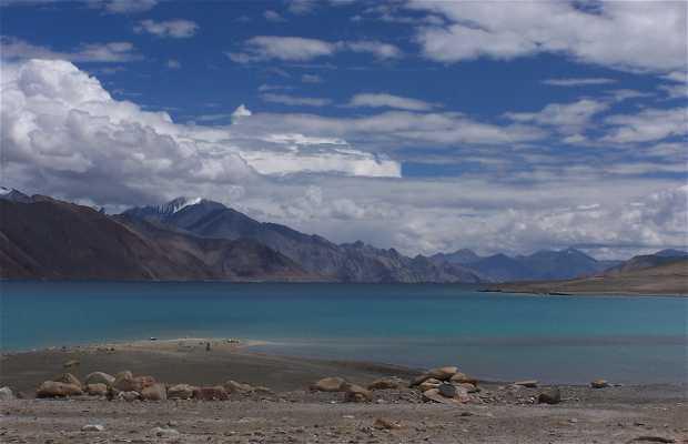 Lago de Pangong So