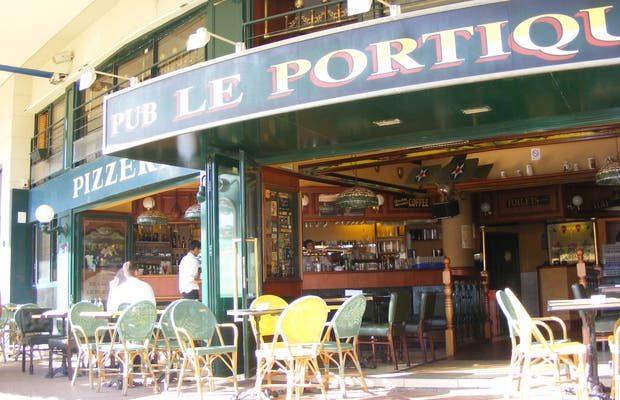 Pub El Pórtico