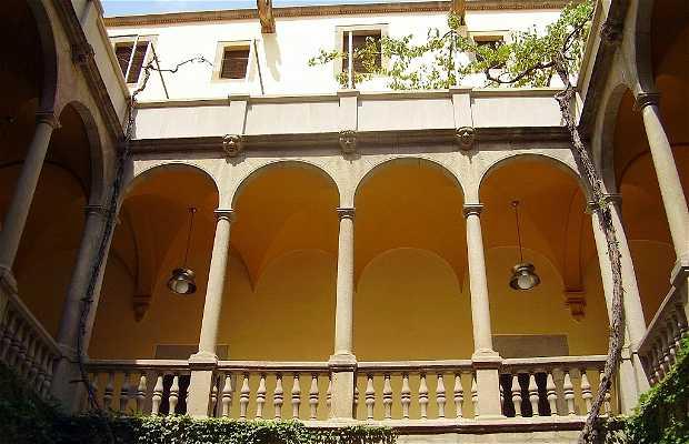 Palau del Lloctinent - Archivo de la Corona de Aragón