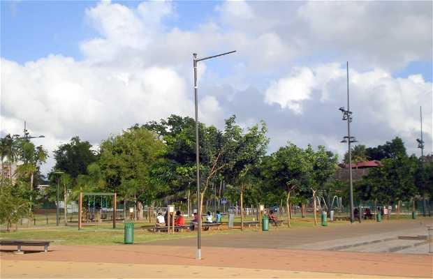 Promenade - Embarcadero