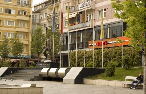 Plaza Sheshi Zahir