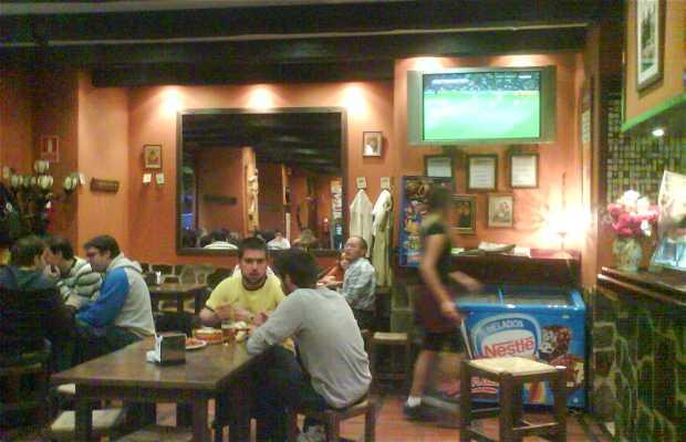 Bar Lizarrán a Miranda del Ebro