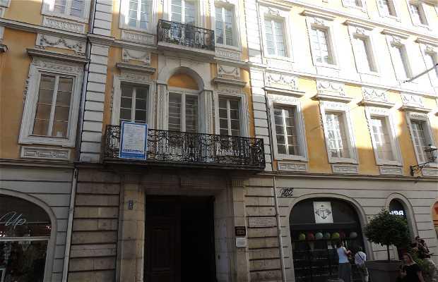 Hôtel des Marches et de Bellegarde