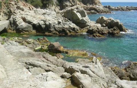 Spiaggia Cala Banys