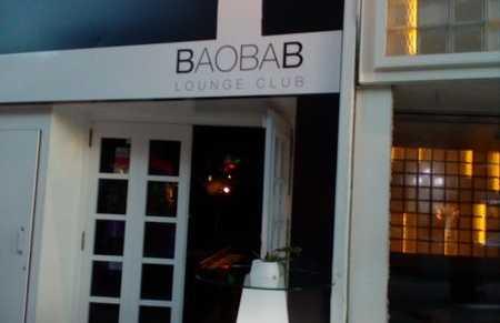 Baobab Lounge Club Bar
