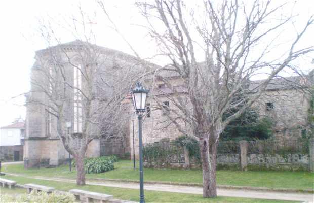 La iglesia de Santo Domingo