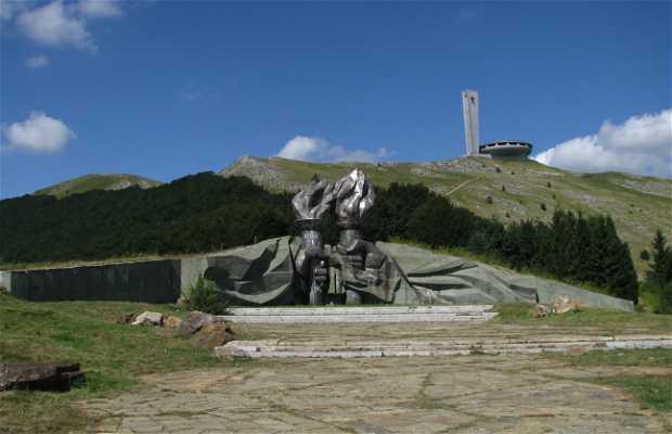 Monumento de Buzludzha