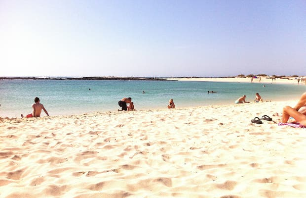 Beach la Concha