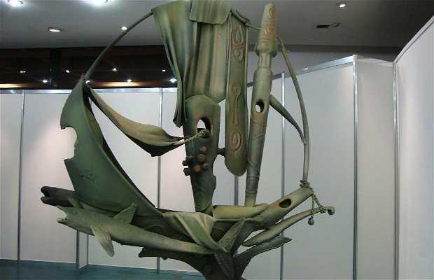 Esculturas en Metal