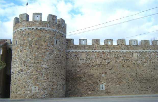 El Castillo - Palacio