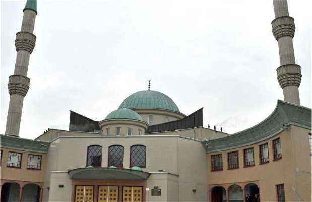 La mezquita de Tilburg
