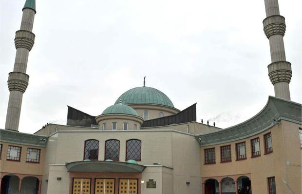 The Mosque of Tilburg
